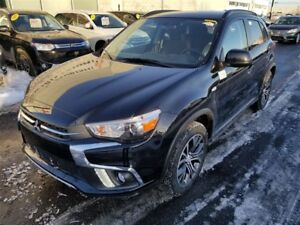 2018 Mitsubishi RVR SE AWC+APPLE CAPLAY/ANDROID+MAGS 16''