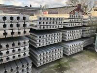 🌞 *New* Concrete Gravel Boards/ Base Panels/ Fencing Posts