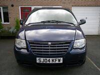 2004 Chrysler Grand Voyager