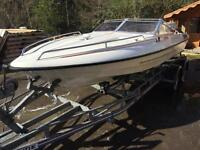 Fletcher bravo 21ft speed boat 200hp V6