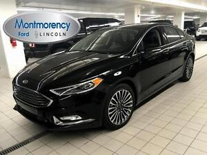 2017 FORD FUSION SE AWD, NAVIGATION
