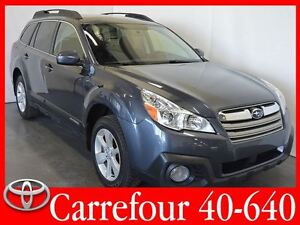 2014 Subaru Outback 2.5i AWD Mags+Bluetooth+Sieges Chauffants Au