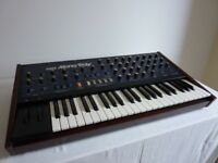 Korg MonoPoly with Midipoly midi in excellent condition