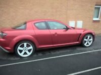 Mazda RX-8 spares and repairs