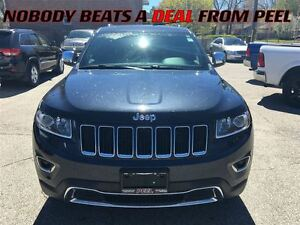 2014 Jeep Grand Cherokee Limited**LOADED**NAVIGATION**
