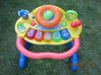 Lights & sounds baby walker