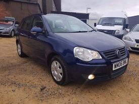 VW POLO 1.4 S 5 DOOR FULL SERVICE HISTORY
