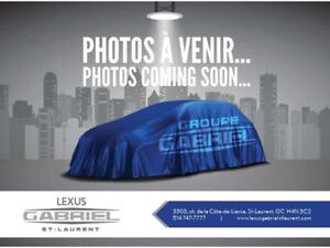 2014 Lexus CT 200h *Technologie* VOICE-ACTIVATED SD CARD BASED N