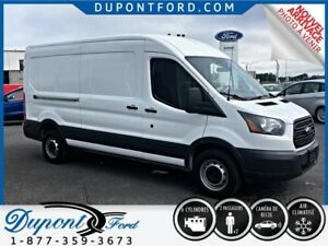 2017 Ford TRANSIT-250 MEDIUM ROOF VAN - AIR CLIMATISÉ-GROUPE ELE
