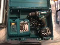 Makita 456 cordless combi hammer drill 18v brand new bargain