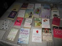 23 Women's Books £5 The Lot