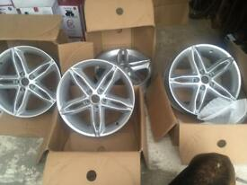 17 inch Ford Focus alloys