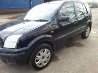 FORD FUSION 2 1.4 5DR LOW MILES 59K 2005 REG 5DR HATCHBACK