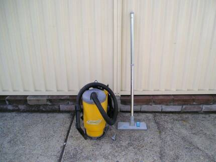 GHIBLI HEAVY DUTY COMMERCIAL BACKPACK VACUUM CLEANER Kogarah Rockdale Area Preview
