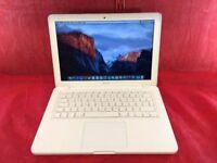 "Apple MacBook A1342 13"" Core 2 Duo Processor, 4GB Ram, 500GB, 2009 +WARRANTY, NO OFFERS L272"