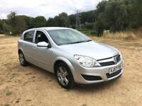 Vauxhall Astra 2007 1.4 Low Miles 12 Months MOT
