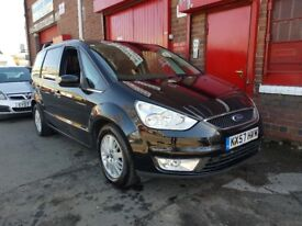 Ford Galaxy 2.0 TDCi Ghia 5dr 7 SEATS FSH 1 OWNER FROM NEW GREAT FAMILY MOTOR 2008