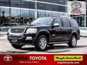 2007 Ford Explorer AWD LIMITED NAVIGATION LEATHER MOONROOF - AS
