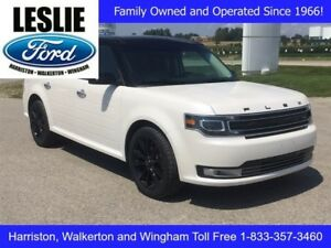 2017 Ford Flex Limited | AWD | 7 Passenger
