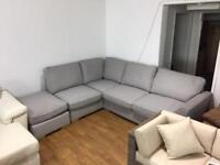 Furniture village corner sofa Rrp £ 1095