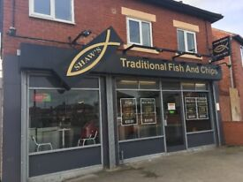 Fish and Chip Shop leasehold