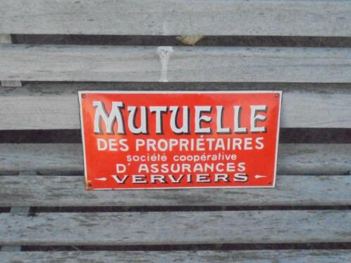 Emaille Mutuelle verviers