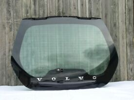 Volvo C30 tailgate glass