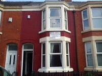 Liverpool Student Accommodation Central, Double Bedrooms £73/week, gas, water, elec, broadband Inc.