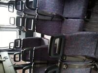 van seat's / crew cab