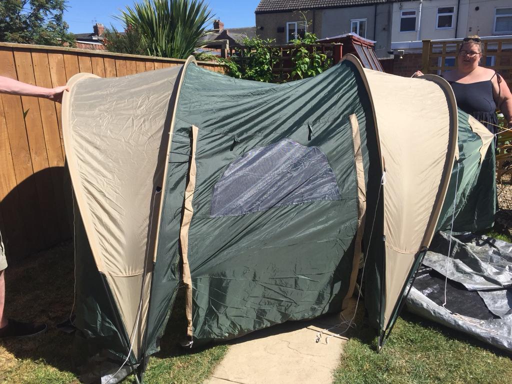 Argos Camping hook up