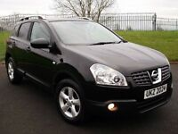 NISSAN QASHQAI 1.5 DCI *FULL SERVICE HISTORY* CHEAP TAX LIKE FOCUS GOLF PLUS TERIOS VITARA RAV4