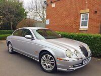 """2003 53 REG Jaguar S-Type 4.2 V8 SE Plus 4dr """" HPI CLEAR """""""