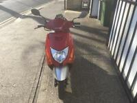 Honda Lead Moped Scooter Motorbike Delivery Bike