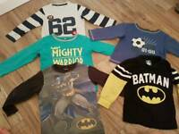 Boys 2-3 and 3-4 clothes bundle