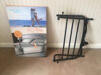 """Stander 30"""" safety bed rail hardly used"""