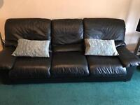Sofa - 3 seater couch & 2 chairs