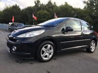 PEUGEOT 207 Sport 1.4 PETROL (3dr) hatchback with Full Service History. Ideal first car, drives mint