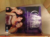 Boxed sets of Charmed - seasons 1 - 8 £15