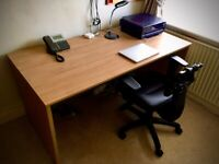 Sturdy Office Desk/Table