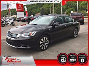 2015 Honda Accord HYBRID GARANTIE PROLONGÉE