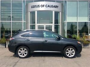 2011 Lexus RX 350 6A Touring Package