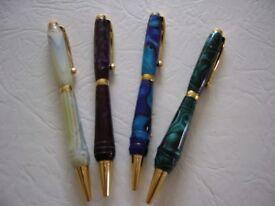 Hand Made Acrylic Pens