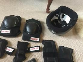 Skateboarding / Rollerblading Safety Equipment