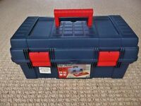 Art Craft Hobby DIY Tool Sewing Fishing Storage Box with Inner Lift out Tray