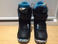 Burton Snowboard Boots (UK Size 4)