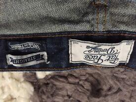 Fat Face Jeans 30R
