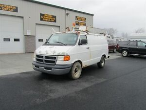 2002 Dodge Ram Van 1500 Commercial - parting out!