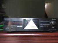 Kenwood cassette deck kx-5080s