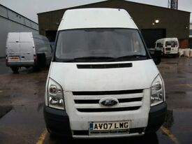 Ford transit for sale. Good working condition presently being used by the seller.