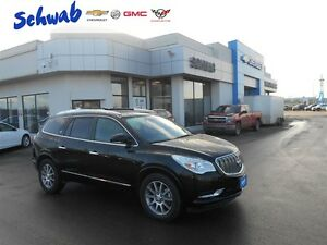 2016 Buick Enclave Remote Start, Bluetooth, Touch Screen, Backup